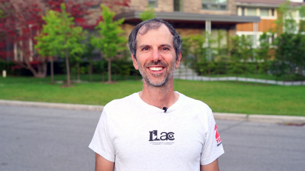 Ilan Cohen from Canada ILAC Quarantine Housing and Homestay Promo video