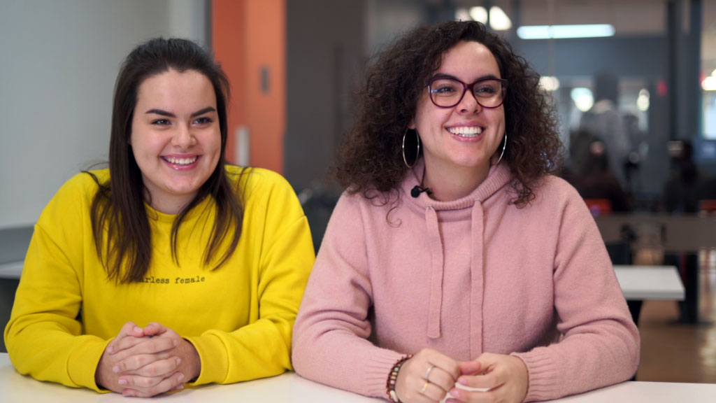 Maria and Aina from Spain ilac testimonial video