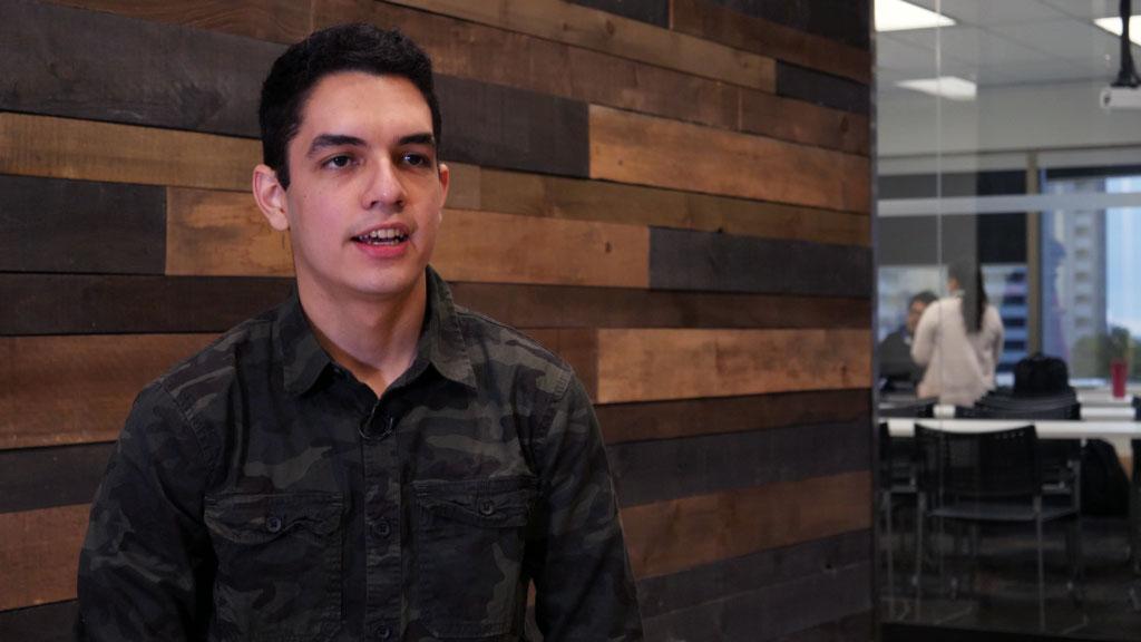 Daniel from Venezuela ilac testimonial video