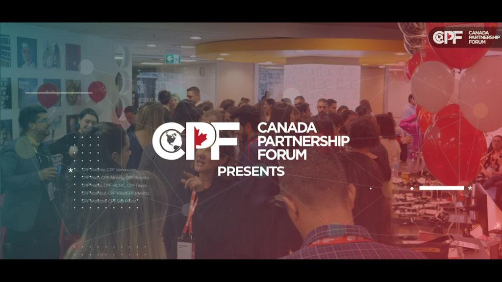 Canada Partnership Forum 2020 Event Promo video