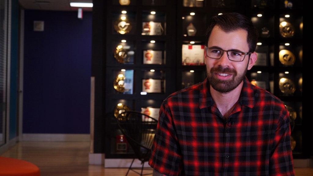 Ramon from Switzerland ilac testimonial video